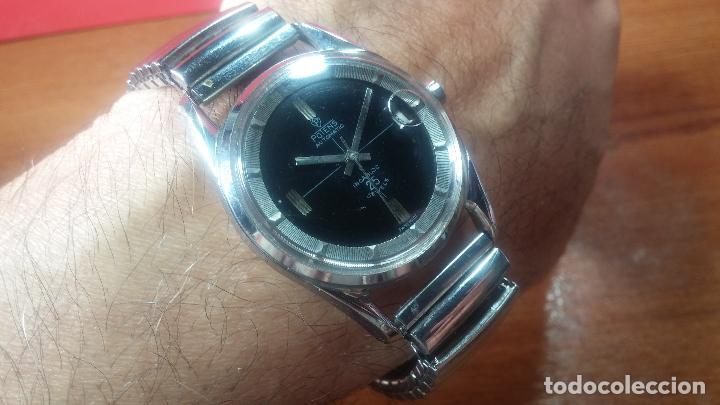 Relojes automáticos: Reloj automático de caballero Potens, calibre AS-1902/03, de 25 rubís, muy cuidado, años 60-70 - Foto 17 - 108347619