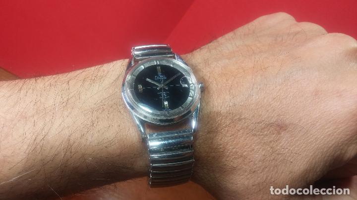 Relojes automáticos: Reloj automático de caballero Potens, calibre AS-1902/03, de 25 rubís, muy cuidado, años 60-70 - Foto 19 - 108347619