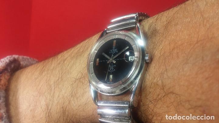 Relojes automáticos: Reloj automático de caballero Potens, calibre AS-1902/03, de 25 rubís, muy cuidado, años 60-70 - Foto 20 - 108347619