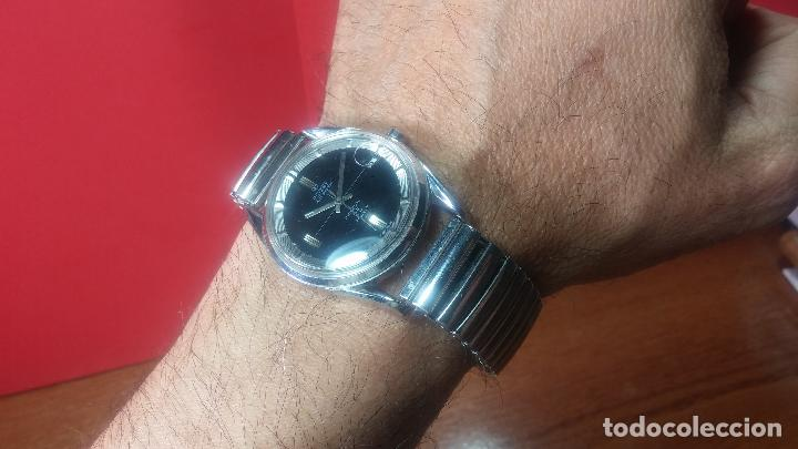 Relojes automáticos: Reloj automático de caballero Potens, calibre AS-1902/03, de 25 rubís, muy cuidado, años 60-70 - Foto 25 - 108347619
