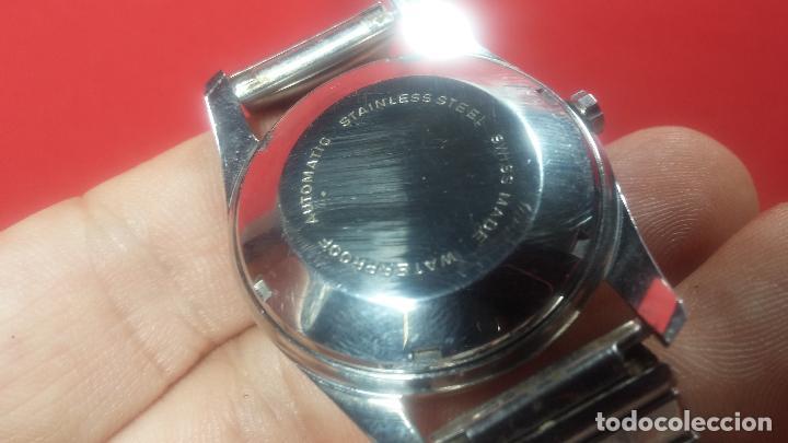 Relojes automáticos: Reloj automático de caballero Potens, calibre AS-1902/03, de 25 rubís, muy cuidado, años 60-70 - Foto 26 - 108347619