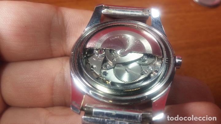 Relojes automáticos: Reloj automático de caballero Potens, calibre AS-1902/03, de 25 rubís, muy cuidado, años 60-70 - Foto 28 - 108347619