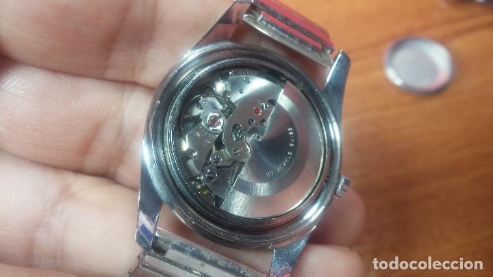 Relojes automáticos: Reloj automático de caballero Potens, calibre AS-1902/03, de 25 rubís, muy cuidado, años 60-70 - Foto 29 - 108347619