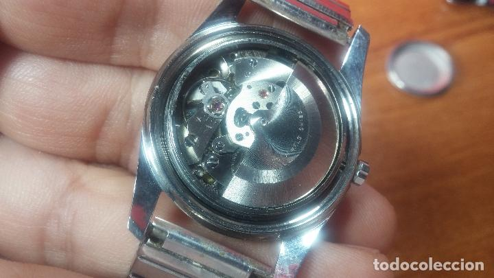 Relojes automáticos: Reloj automático de caballero Potens, calibre AS-1902/03, de 25 rubís, muy cuidado, años 60-70 - Foto 30 - 108347619