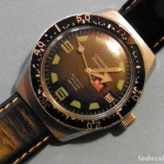 Relojes automáticos: RELOJ CHANOR BESANCON DIVERS ACERO. Lote 108372307
