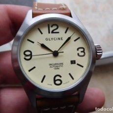 Relojes automáticos: RELOJ AUTOMÁTICO GLYCINE MODELO INCURSORE . Lote 108394727