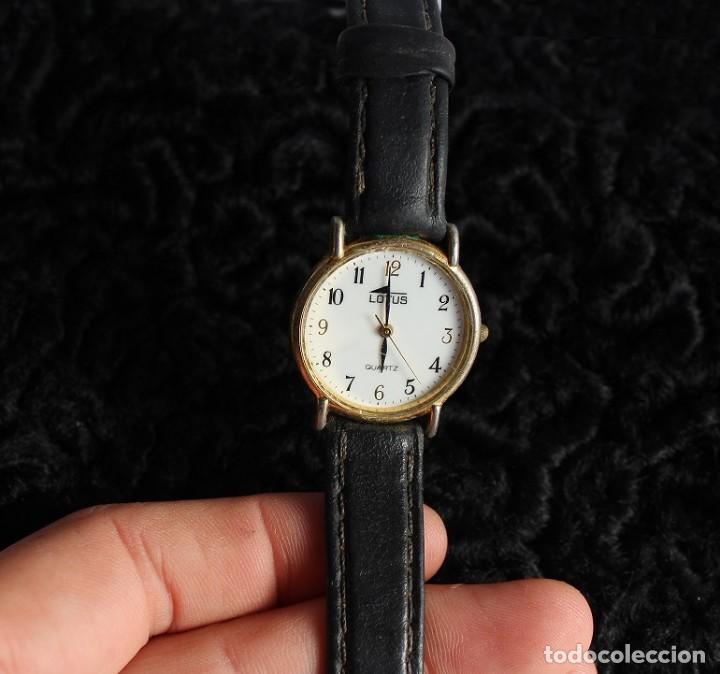 Reloj lotus mujer antiguo