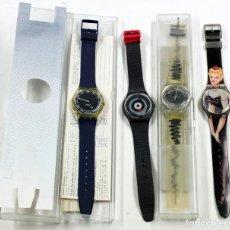 Relojes automáticos: LOTE DE RELOJES SWATCH, 1990'S APROX. Lote 108862055