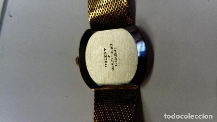 Relojes automáticos: Reloj Orient gm - Foto 2 - 109271087