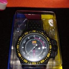 Relojes automáticos: RELOJ FÚTBOL CLUB BARCELONA PRODUCTO OFICIAL. Lote 109313535
