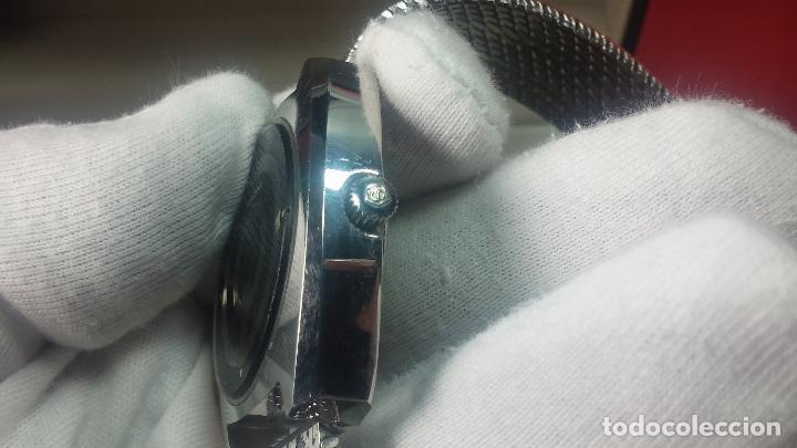 Relojes automáticos: RARO y EXCLUSIVO RELOJ SANDOZ MISTERIO, AUTOMATICO DE 25 JEWELS del año 1972 - Foto 25 - 109487903