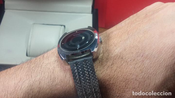Relojes automáticos: RARO y EXCLUSIVO RELOJ SANDOZ MISTERIO, AUTOMATICO DE 25 JEWELS del año 1972 - Foto 37 - 109487903