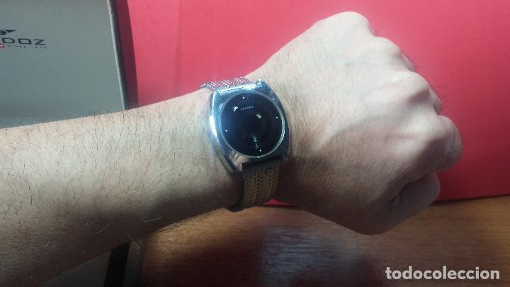 Relojes automáticos: RARO y EXCLUSIVO RELOJ SANDOZ MISTERIO, AUTOMATICO DE 25 JEWELS del año 1972 - Foto 43 - 109487903