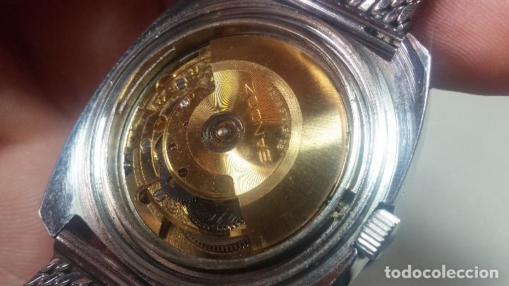 Relojes automáticos: RARO y EXCLUSIVO RELOJ SANDOZ MISTERIO, AUTOMATICO DE 25 JEWELS del año 1972 - Foto 50 - 109487903