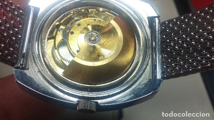 Relojes automáticos: RARO y EXCLUSIVO RELOJ SANDOZ MISTERIO, AUTOMATICO DE 25 JEWELS del año 1972 - Foto 51 - 109487903