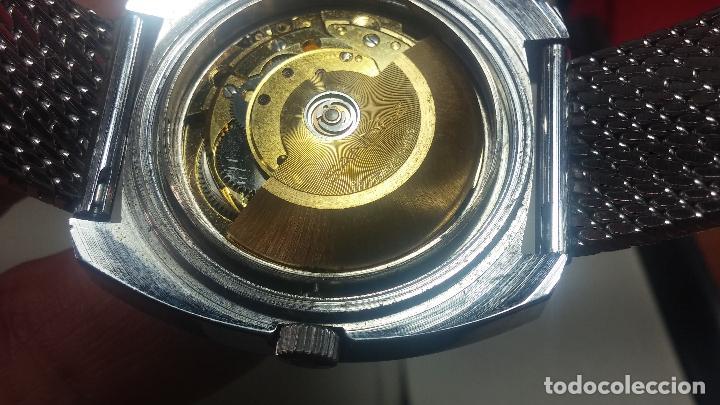 Relojes automáticos: RARO y EXCLUSIVO RELOJ SANDOZ MISTERIO, AUTOMATICO DE 25 JEWELS del año 1972 - Foto 52 - 109487903