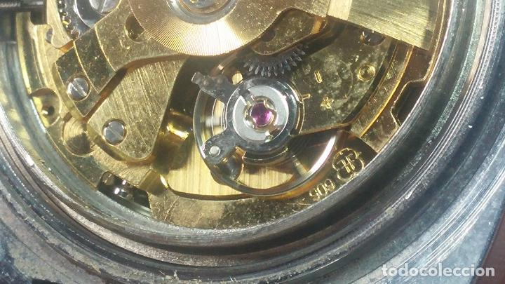 Relojes automáticos: RARO y EXCLUSIVO RELOJ SANDOZ MISTERIO, AUTOMATICO DE 25 JEWELS del año 1972 - Foto 57 - 109487903