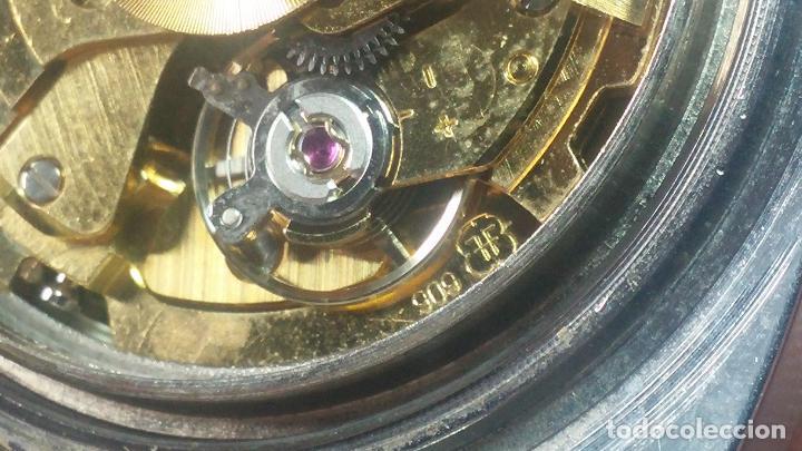Relojes automáticos: RARO y EXCLUSIVO RELOJ SANDOZ MISTERIO, AUTOMATICO DE 25 JEWELS del año 1972 - Foto 58 - 109487903