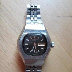 Relojes automáticos: CITIZEN AUTOMATIC 21 JEWELS -FUNCIONANDO- MUJER. Lote 109909775