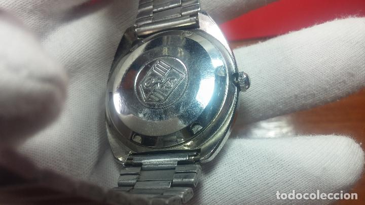 Relojes automáticos: Reloj de caballero automático ORIS del año 1975, del escaso calibre 648, un bellezón de reloj. - Foto 21 - 110062231