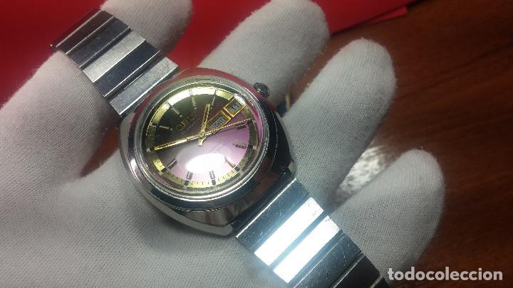Relojes automáticos: Reloj de caballero automático ORIS del año 1975, del escaso calibre 648, un bellezón de reloj. - Foto 22 - 110062231