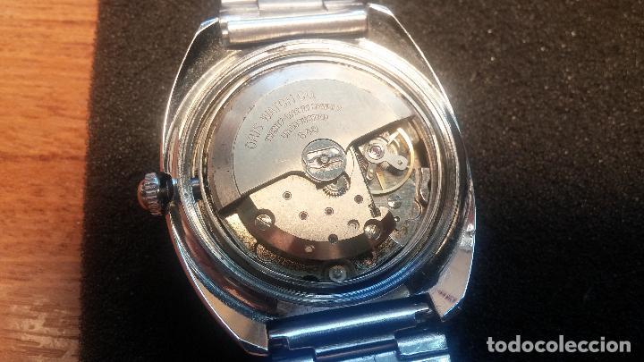 Relojes automáticos: Reloj de caballero automático ORIS del año 1975, del escaso calibre 648, un bellezón de reloj. - Foto 33 - 110062231