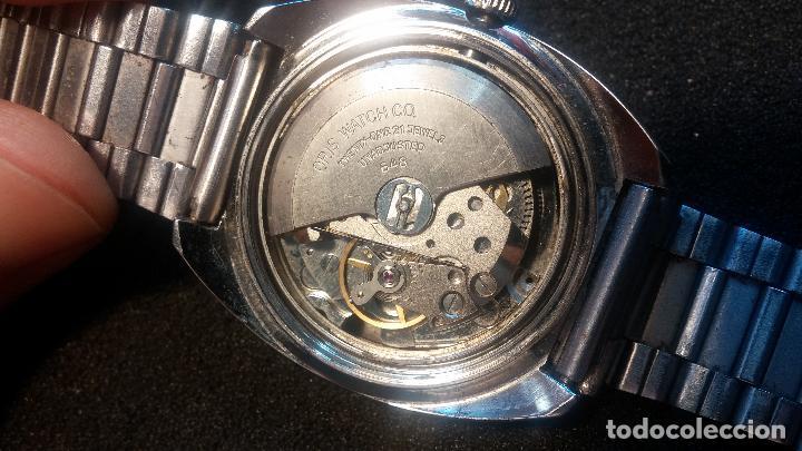 Relojes automáticos: Reloj de caballero automático ORIS del año 1975, del escaso calibre 648, un bellezón de reloj. - Foto 34 - 110062231