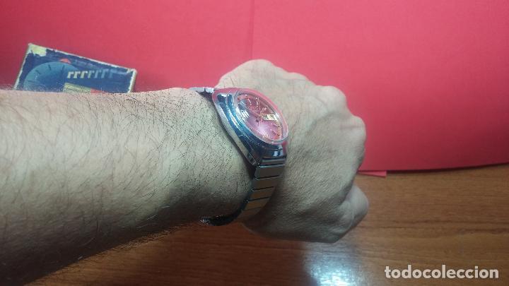 Relojes automáticos: Reloj de caballero automático ORIS del año 1975, del escaso calibre 648, un bellezón de reloj. - Foto 46 - 110062231