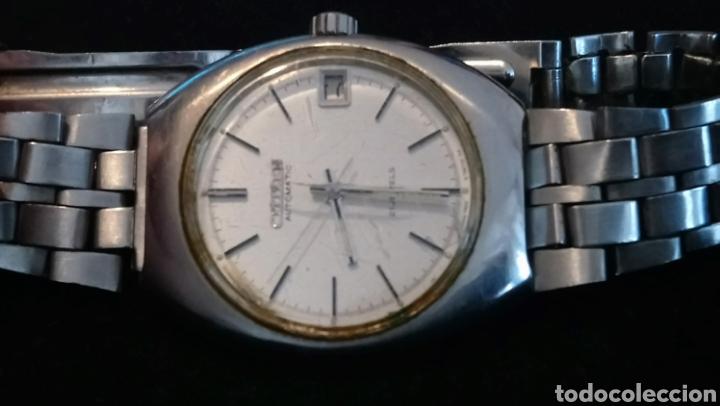 Relojes automáticos: Reloj citizen automático - Foto 4 - 110207678