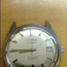 Relojes automáticos: BONITO RELOJ AUTOMÁTICO TITAN. Lote 110245411