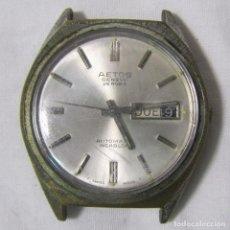 Relojes automáticos: RELOJ AETOS AUTOMÁTICO DE CABALLERO FUNCIONANDO. Lote 110403255