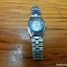 Relojes automáticos: ANTIGUO RELOJ FUNCIONANDO DE PULSERA ORIENT 21 JEWELS AUTOMÁTIC. Lote 110526967