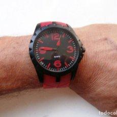 Relojes automáticos: RELOJ DIGITAL DE CUARZO, XL, DISEÑO ITALIANO, MUY ORIGINAL, NUEVO A ESTRENAR.. Lote 111256711
