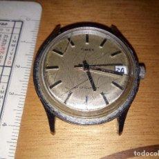 Relojes automáticos: RELOJ TIMEX. CALENDARIO. EN FUNCIONAMIENTO. Lote 111591839