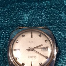 Relojes automáticos: RELOJ AUTOMATICO TIMEX. FUNCIONANDO.. Lote 111592716