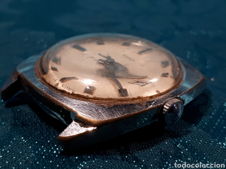 Relojes automáticos: Reloj automatico timex. Funcionando. - Foto 2 - 111592716