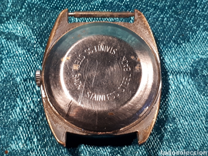 Relojes automáticos: Reloj automatico timex. Funcionando. - Foto 3 - 111592716
