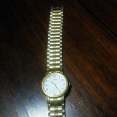 Relojes automáticos: RELOJ MUJER PULSAR, CHAPADO EN ORO. Lote 111639147