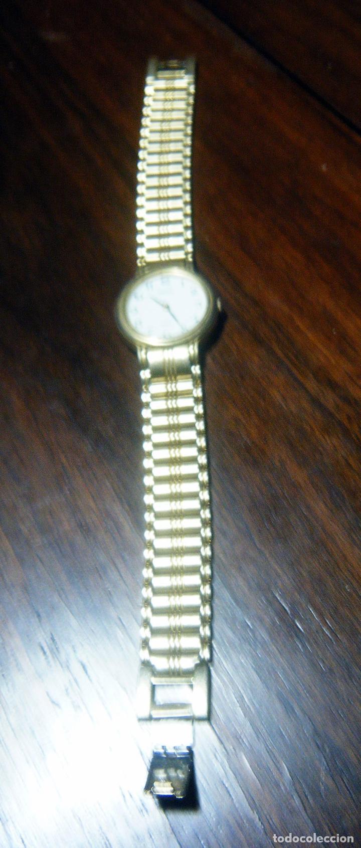 Relojes automáticos: Reloj mujer PULSAR, chapado en oro - Foto 5 - 111639147