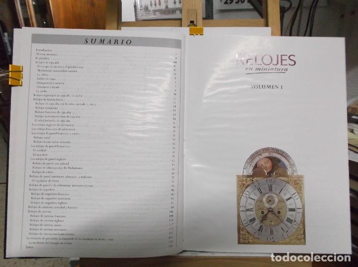 Relojes automáticos: GUIA DEL COLECCIONISTA DE RELOJES (COLECCIONABLES) TOMO I. - Foto 2 - 111729911