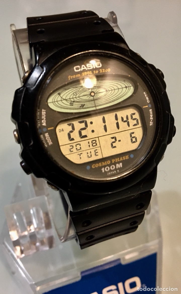 Venta Phase Módulo Japan Cosmo En Cgw 830 Reloj 50 Vendido Casio ukZOXiP