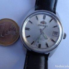 Relojes automáticos: ANTIGUO (AÑOS 60-70) Y BONITO RELOJ CABALLERO ORIENT AUTOMATICO . BUEN ESTADO Y FUNCIONANDO PERFECTA. Lote 112217819