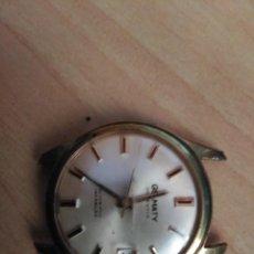 Relojes automáticos: ANTIGUO RELOJ GERMATY AUTOMATICO FUNCIONA SUIZO. Lote 112449135