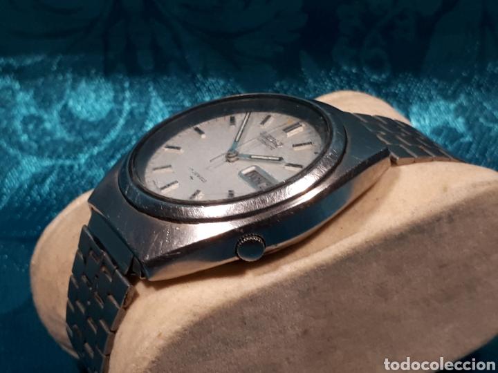 Relojes automáticos: Reloj automatico seiko de 17 rubis. - Foto 2 - 112463991