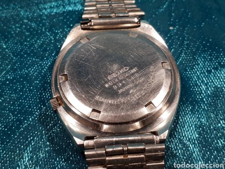 Relojes automáticos: Reloj automatico seiko de 17 rubis. - Foto 5 - 112463991