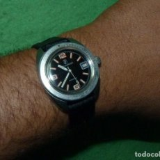 Relojes automáticos: RARISIMO RELOJ SELHOR 04 SCUBA DIVER FRANCIA 200 MTS AUTOMATICO VINTAGE AÑOS 70. Lote 112567939