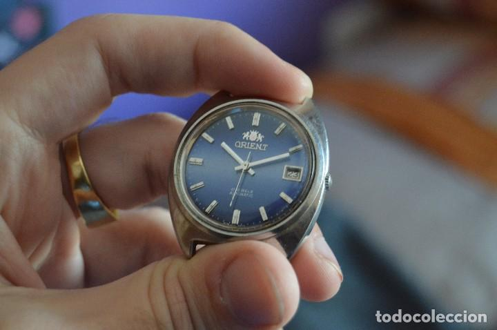 ANTIGUO - VINTAGE - RELOJ DE PULSERA - ORIENT - OS305 - AUTOMATIC - MADE IN JAPAN - HAZ OFERTA (Relojes - Relojes Automáticos)
