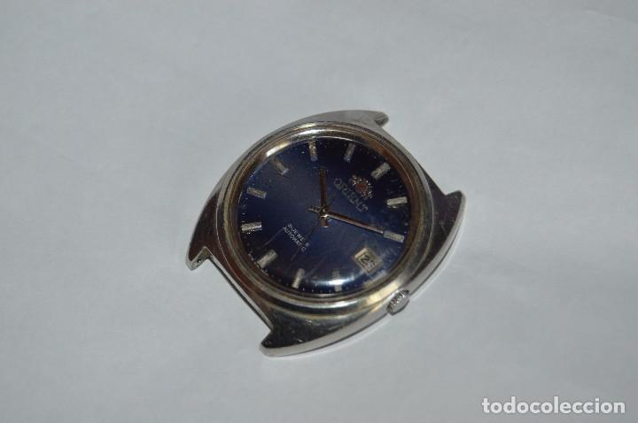 Relojes automáticos: ANTIGUO - VINTAGE - RELOJ DE PULSERA - ORIENT - OS305 - AUTOMATIC - MADE IN JAPAN - HAZ OFERTA - Foto 3 - 112605215