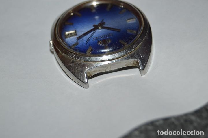 Relojes automáticos: ANTIGUO - VINTAGE - RELOJ DE PULSERA - ORIENT - OS305 - AUTOMATIC - MADE IN JAPAN - HAZ OFERTA - Foto 7 - 112605215