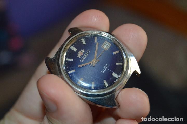 Relojes automáticos: ANTIGUO - VINTAGE - RELOJ DE PULSERA - ORIENT - OS305 - AUTOMATIC - MADE IN JAPAN - HAZ OFERTA - Foto 9 - 112605215
